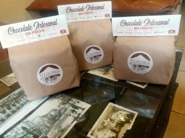 Chocolate Artesanal en Polvo